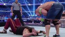 WWE十个吓破胆的场面食虫者吐出蛆虫