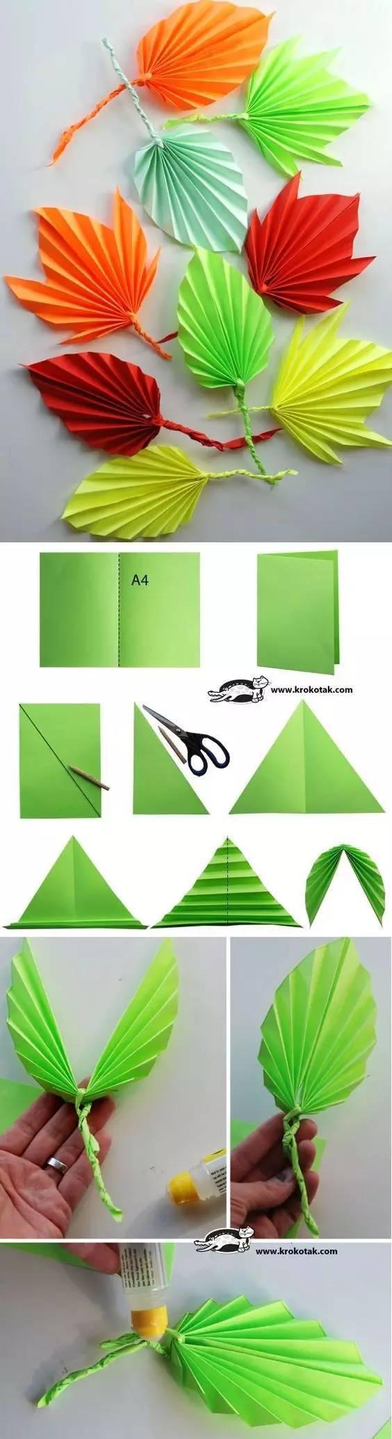 儿童卡纸手工制作图片-卡纸立体动物手工制作-卡纸手工制作大全立体
