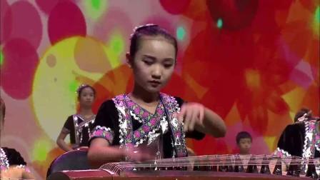 """第六届""""欢动北京""""开幕式 器乐合奏《赛龙舟》"""