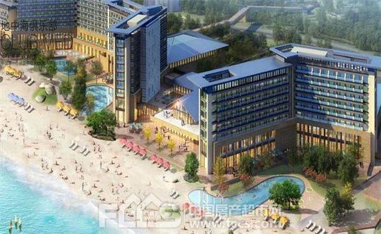 规划中拟打造众多世界级度假配套,北戴河国际旅游度假中心,葡萄岛
