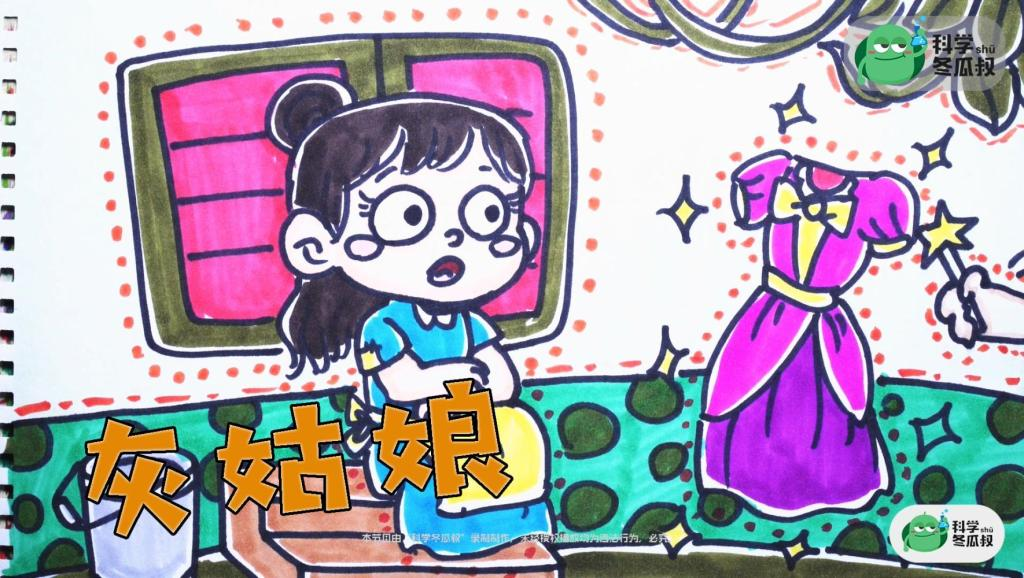 灰姑娘1 童话故事
