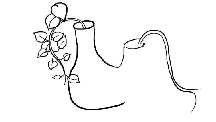 高级动态手和脚绘画教程.02