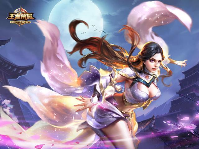 王者荣耀: 天美设计最完美的五个受欢迎英雄!