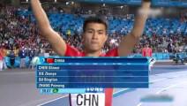 中国4X100米接力队霸气夺冠让日本队垂头丧气,顺便破了记录