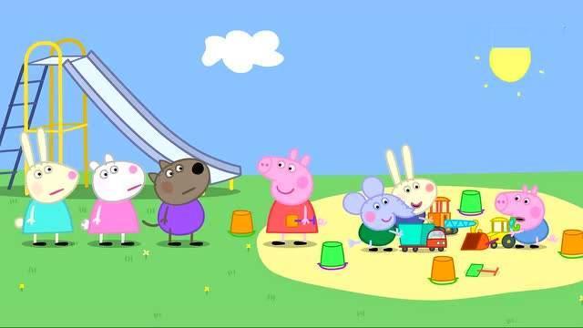 每一个小孩都有自己的缺点,小羊苏西和佩奇都是爱说话而且有点小心眼
