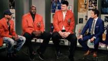 入选NBA名人堂,姚明、奥尼尔、艾佛森三人开始互相调侃