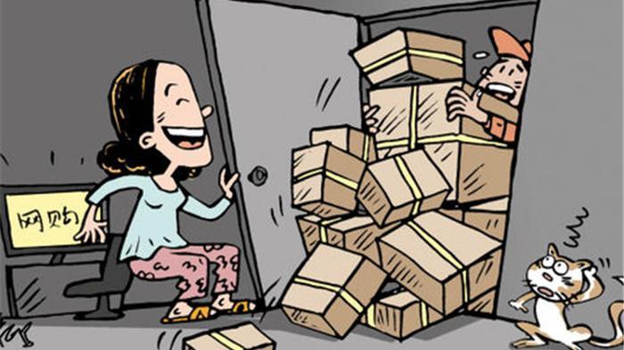 网购方便又便宜, 为何还是有许多人去实体店购买理由很现实