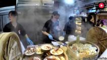 香港早茶世界闻名,各种美味的蒸菜,看的人口水直流