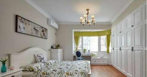 140平房子裝修, 客廳設計好舒適, 家里暖暖的