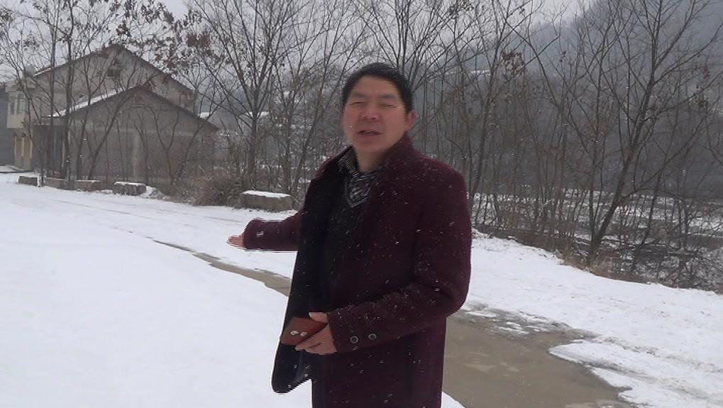 湖南常德的鹅毛大雪。快去看看吧
