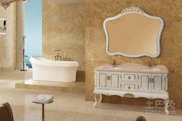 在中国本土的欧式浴室柜品牌中,厂家都会请国外的设计师帮忙设计,或者