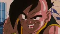 龙珠: 超四状态合体,悟吉塔用眼神打伤一星龙