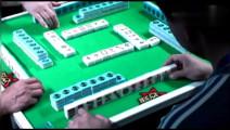 世界麻将大赛,看看麻将专业人士是怎么打麻将的。