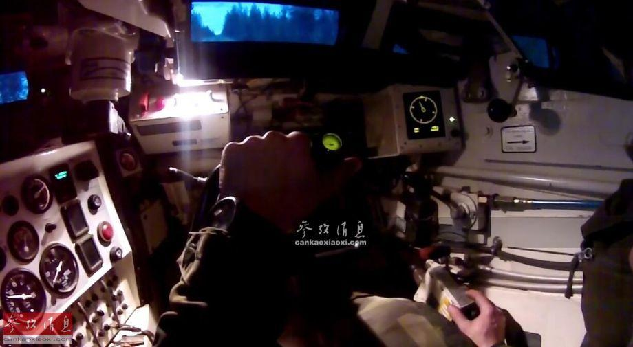 1分钟内灭六目标! 瑞典豹2坦克实弹打靶(图14)