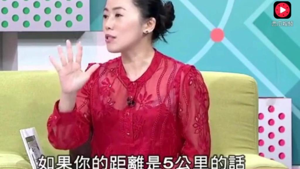 台湾节目: 嘉宾告诉主持人大陆的速度,主持人: 不信 不敢相信