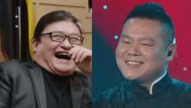 岳云鹏参加《歌手》全场上下逗乐不止,笑星就是笑星啊