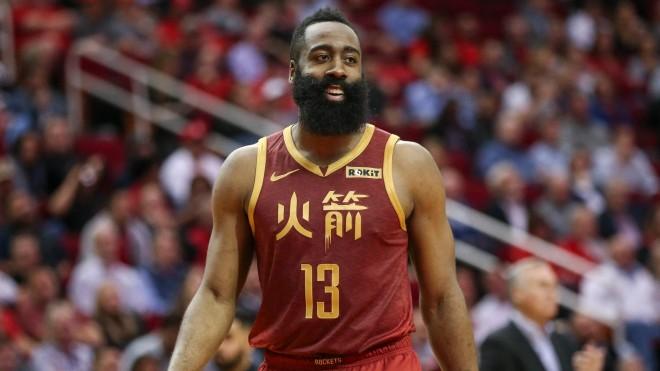 NBA公布3-4月最佳球员: 哈登字母哥当选, MVP大战强势收官(图3)