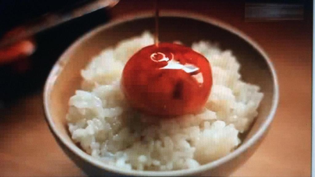 日本宅男最喜爱的方便料理NO.1--鸡蛋拌饭