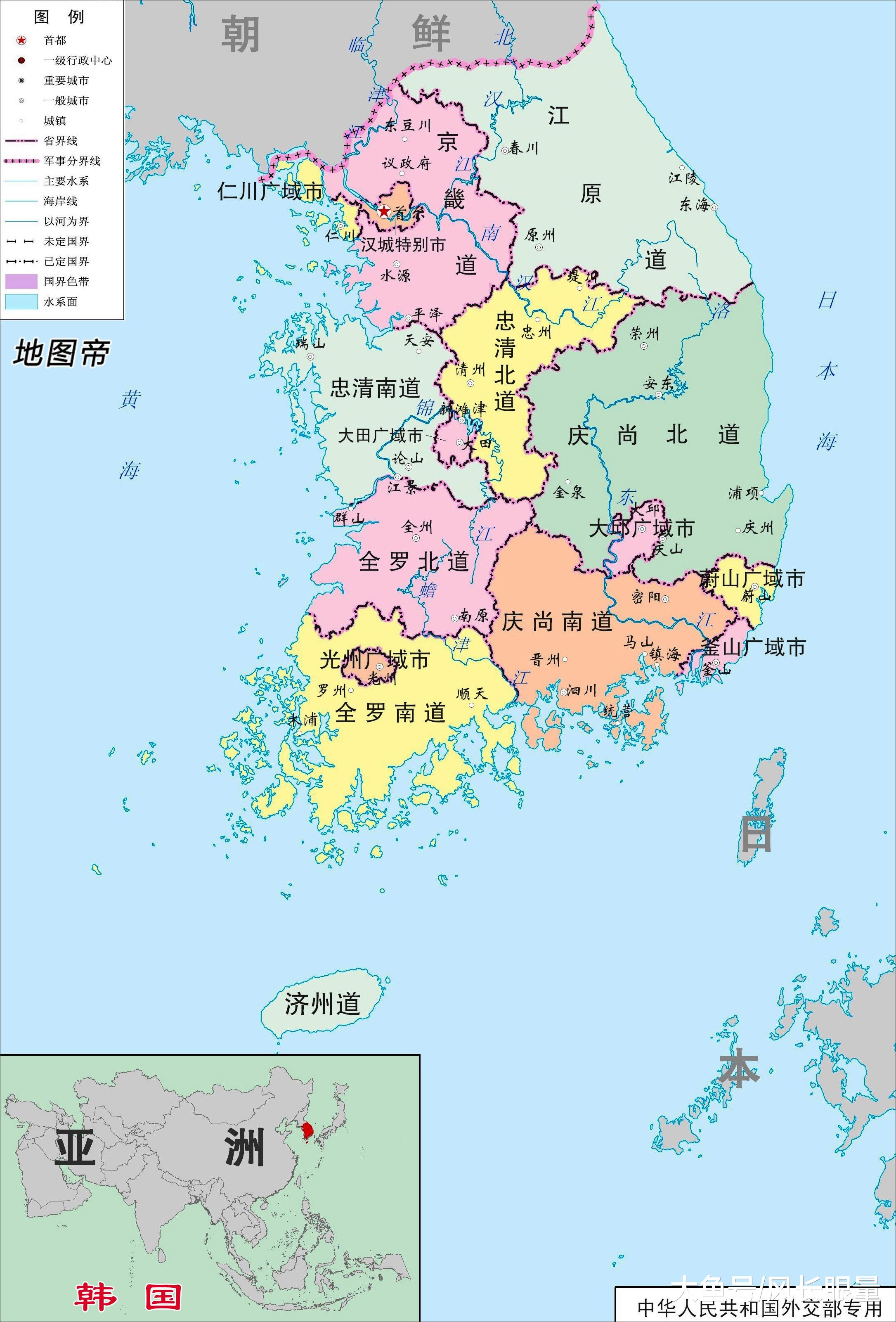 首尔距边境那么近, 韩国为什么不迁都?