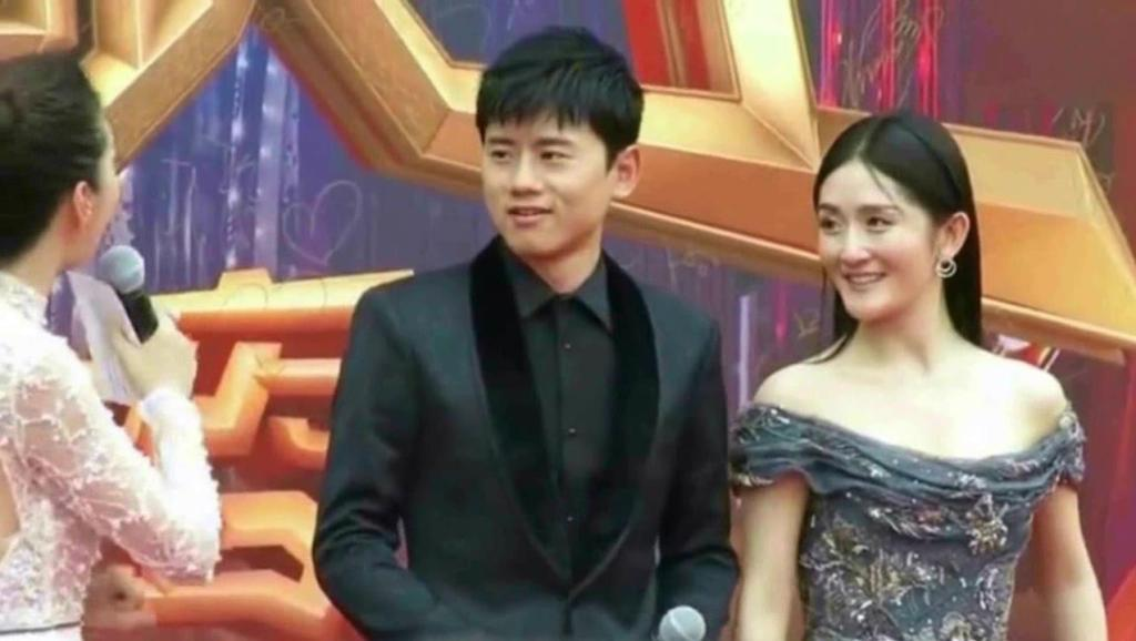 张杰2014全美音乐奖颁奖典礼