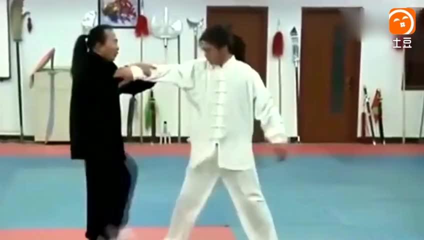 中国擒拿术绝非儿戏 照这样刻苦训练大部分人都将不是对手