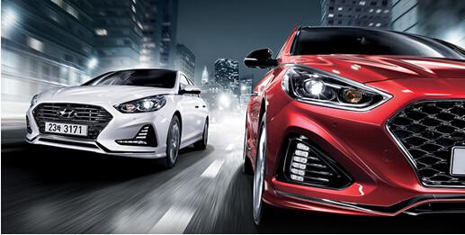 例--北京现代将推出的新款索纳塔与丰田的全新凯美瑞都体现了这种趋势