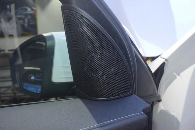 重庆三正汽车音响改装 奔驰GLC260改装海螺3系三分频 三分频的魅力高清图片