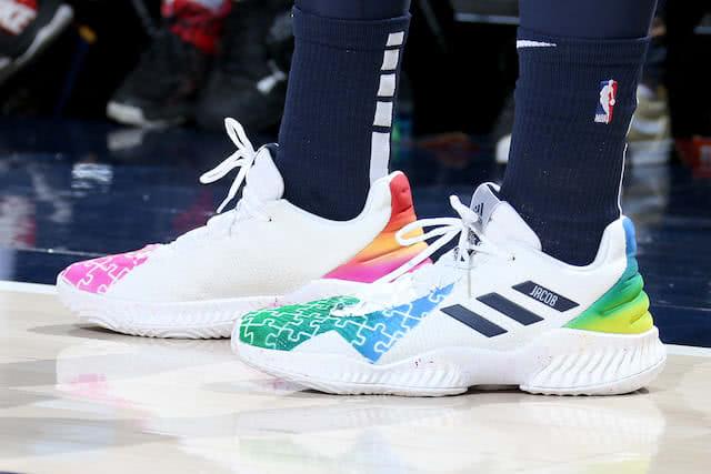 NBA第24周最佳球鞋一览, 你喜欢哪一双呢?(图6)
