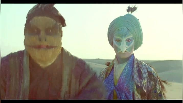 周星驰 电影 大话西游 你们没见过的片段雪蛤王和孔雀王