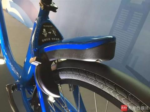 电子锁,机械锁……深圳共享单车在车锁上做文章 用户买账不?