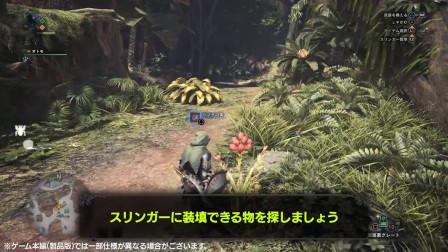 【转载暖场I嘉宾】《怪物猎人世界》新手入门视频教程_射击武器