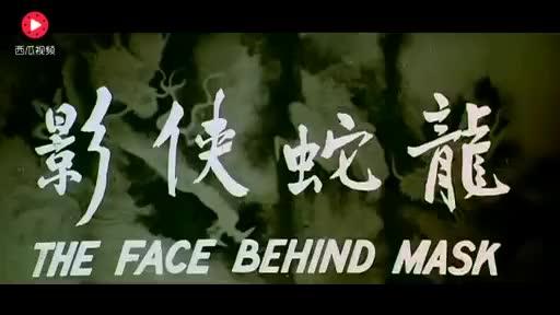 1977年 香港经典-武侠片 龙蛇侠影 徐枫,岳华主演
