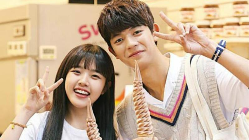 5部韩国最新高甜网剧,看完人生都充满了粉红泡泡啊!