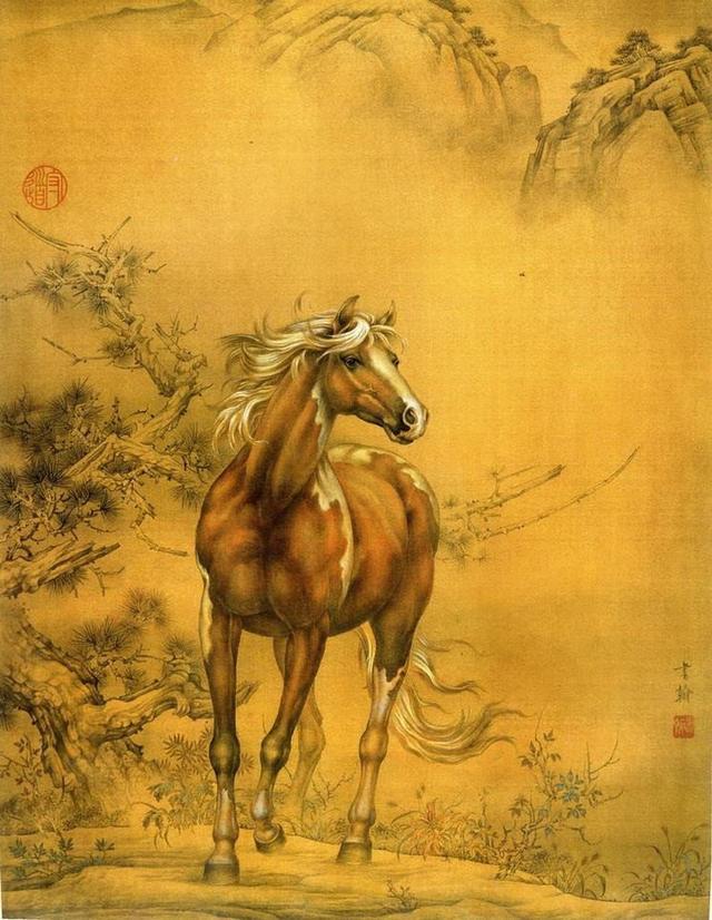 推荐 正文  当代著名画家田书翰,几十年笔耕于工笔画园地,以山水见长