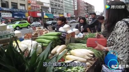 走进温哥华, 像是到了中国二线城市, 当地人: 我们像是到了国外!