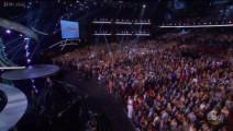 WWE-17年-RAW 众星参加ESPN颁奖礼 大公主: 谢谢关注WWE的所有人-花絮