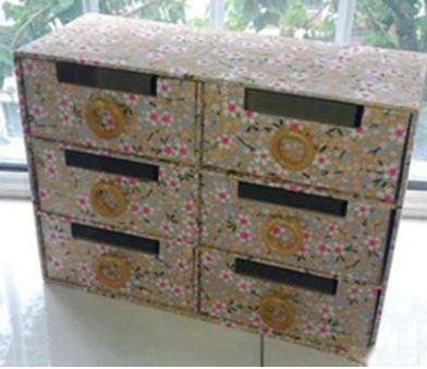 纸箱搭建房子步骤