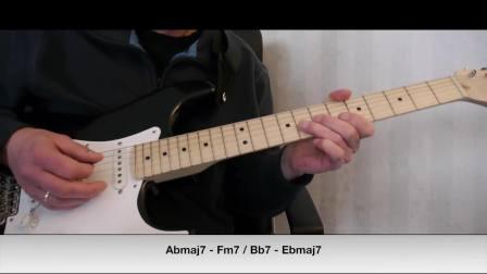 【爵士練習】吉他.即興: JmSr.mpv - My Funny Valentine,A Bluesy Improvisation