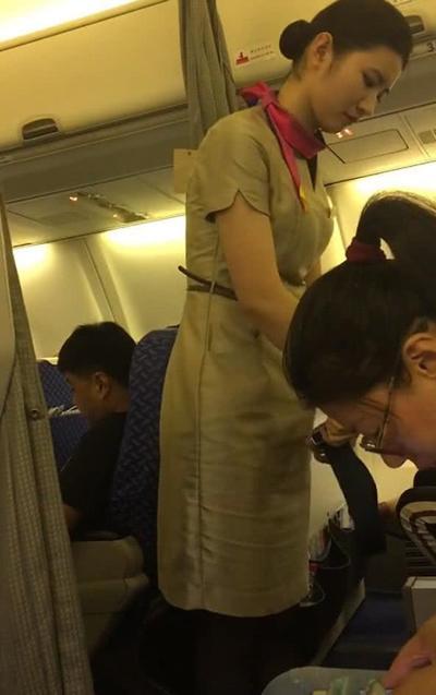 """抖音""""最美空姐""""火了, 一颦一笑令人神魂颠倒, 网友: 这确定不是刘亦菲?"""