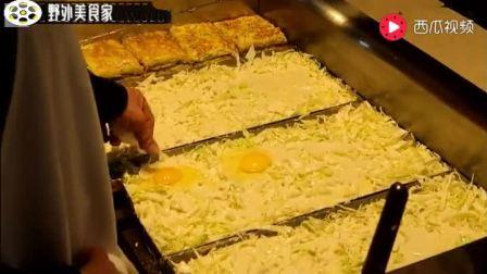 世界美食: 越南夜宵摊小吃, 看着都想吃