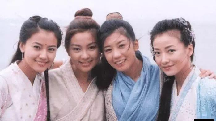 张无忌的四个女人:小昭老了,蛛儿胖了,唯独最讨厌的她像是20岁