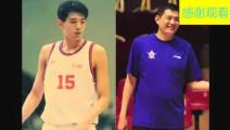 中国男篮的十大铁血战士,打起架来绝对不带手软的!