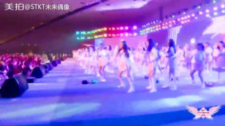 舞蹈未来偶像励齐女孩#小萝莉群舞又来啦~( …ω…
