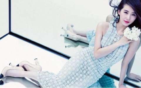 杨颖个人美丽可爱图片