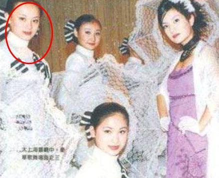 许晴《西游记》露面还撞脸贾玲, 黄磊竟曾在《霸王别姬》调戏巩俐