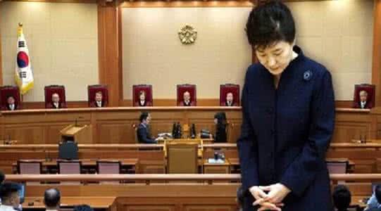 对于朴槿惠而言,她不会要任何罪名