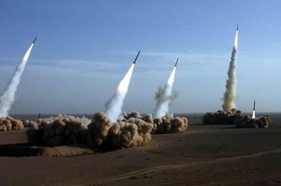 一次性动用中东三大劲旅, 对以色列不宣而战, 伊朗这次下血本了