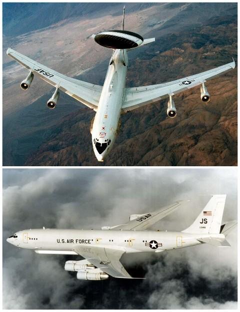 大飞机, 大差距! 对比中美两军装备的大型飞机