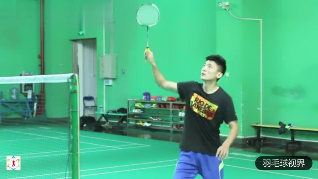 家队羽毛球队员薛松: 教你反手挑推,让你的挑球又高又远!