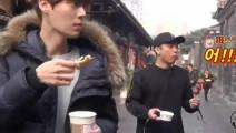 韩国明星到四川旅游,惊叹好吃的太多,美食根本吃不完!
